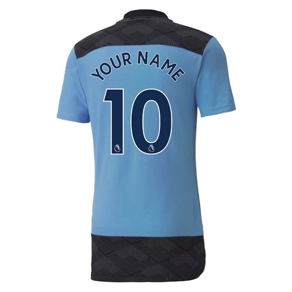 Camiseta Manchester City FC 2020/21 personalizable