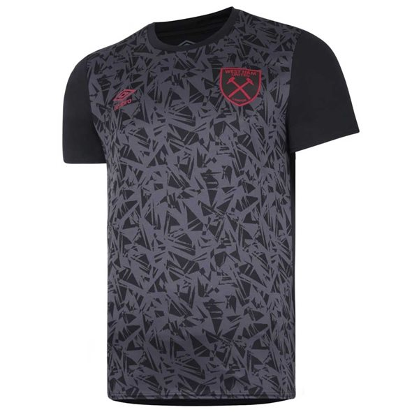 Camiseta West Ham United 2020/21 (Negro)