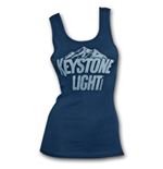 Camiseta sin mangas KEYSTONE LIGHT Logo