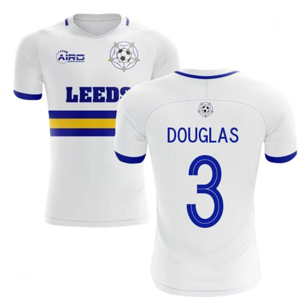 Camiseta Leeds United 2020/21 Home