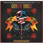 "Vinilo Guns N' Roses - Welcome To Paradise City: Hand-Numbered 10-Inch Double Album on Splatter Vinyl in Gatefold Sleeve (2 x 10"")"