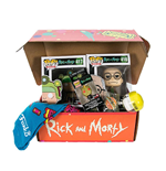 Set Regalo Rick and Morty 410924