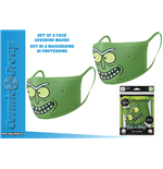 Máscara RICK&MORTY Pickle Face COVER.MASK SET(2)