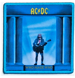 Parche AC/DC - Design: Who Made Who