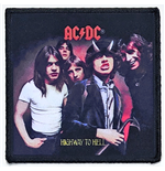 Parche AC/DC - Design: Highway to Hell