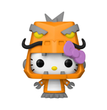 Hello Kitty Kaiju Figura POP! Sanrio Vinyl Hello Kitty Mecha Kaiju 9 cm