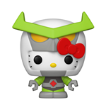 Hello Kitty Kaiju Figura POP! Sanrio Vinyl Hello Kitty Space Kaiju 9 cm
