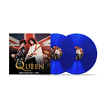 Vinilo Queen - Onstage 1977-1985 (Blue Vinyl) (2 Lp)