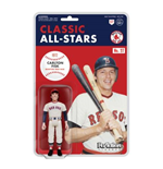 MLB Classic Figura ReAction Carlton Fisk (Boston Red Sox) 10 cm