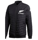 Abrigo All Blacks  Supporters Rugby Coat Jacket