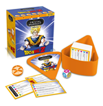 Dragon Ball Z Juego de Cartas Trivial Pursuit Voyage *Edición Francesa*