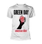 Camiseta Green Day AMERICAN IDIOT HEART
