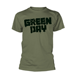 Camiseta Green Day LOGO - 21ST CENTURY BREAKDOWN
