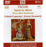DVD de audio Thomas Tallis 413631