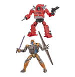 Transformers Generations War for Cybertron: Kingdom Figuras Voyager Class 2021 Wave 2 Surtido (3)