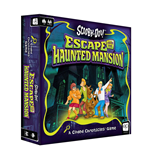 Scooby-Doo Juego de Mesa Escape from the Haunted Mansion - A Coded Chronicles™ Game *INGLÉS*
