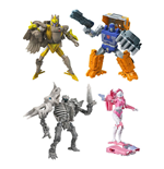 Transformers Generations War for Cybertron: Kingdom Figuras Deluxe Class 2021 Wave 2 Surtido (8)