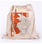 Dragon Ball Super Bolso de tela Goku