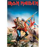 Poster Iron Maiden Trooper