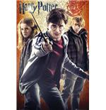 Poster Harry Potter 7 Trio