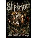 Poster Slipknot All Hope