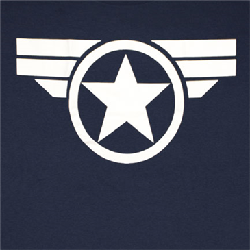 Camiseta Captain America Good Ol Steve Logo Por Tan S 243 Lo