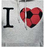 Sudadera I Love Football