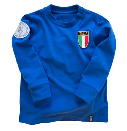 Camiseta Italia 'My First Football Shirt'