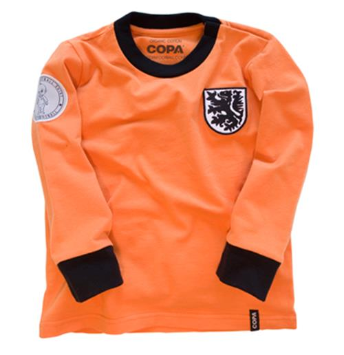 Camiseta Holanda 'My First Football Shirt'