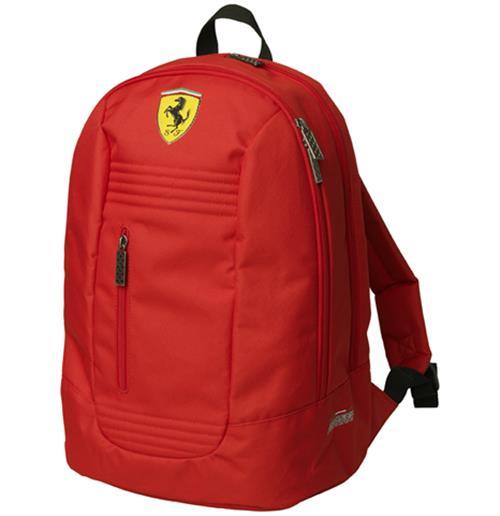 primer nivel último elegante en estilo Mochila Ferrari