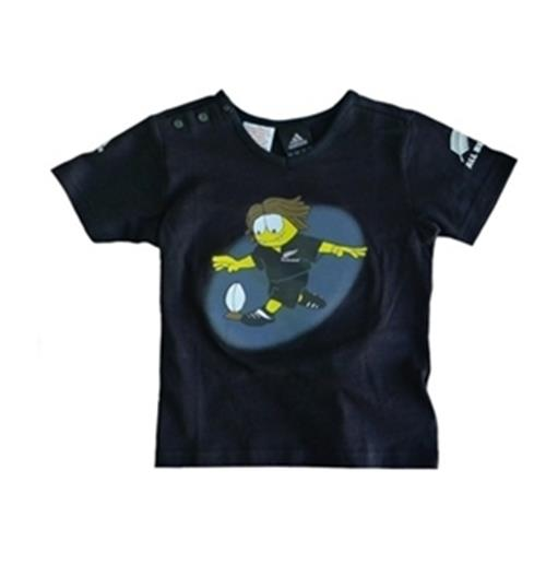 Camiseta All Blacks de niño