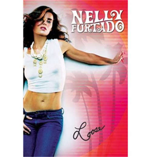 Poster Nelly Furtado-Loose
