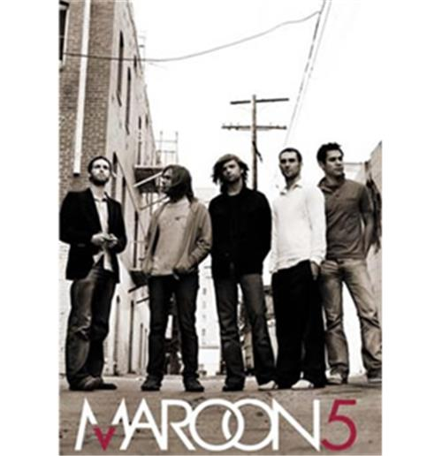 Poster Maroon 5-Group Portrait