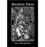 Poster Machine Head-The Blackening