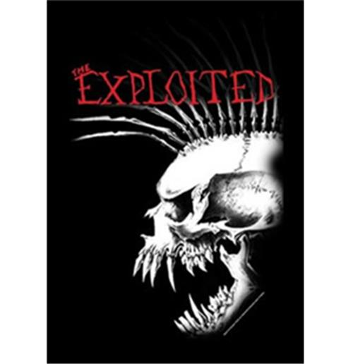 Poster The Exploited-Punk