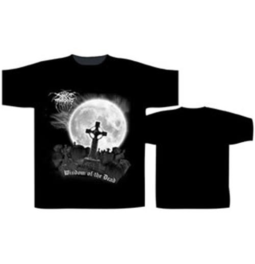 Camiseta Darkthrone-Wisdom Of The Dead