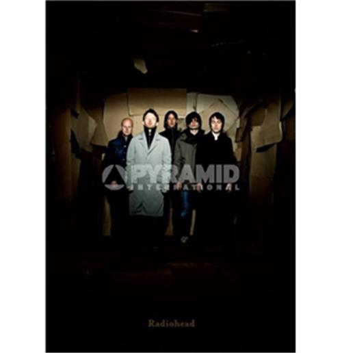 Poster Radiohead-Group