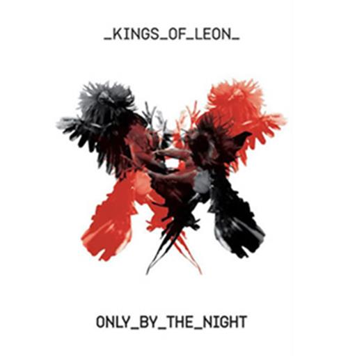 Poster Kings Of Leon-Only By Nightv