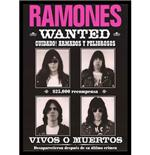 Poster Ramones-Wanted