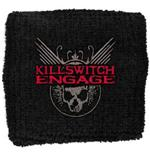 Muñequera Killswitch Engage-Skull Logo