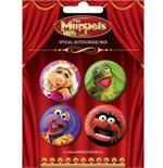 Set Chapitas The Muppets