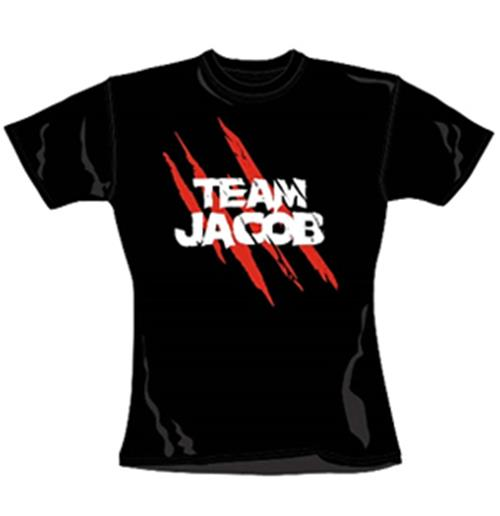 Camiseta Twilight-Team Jacob de chica