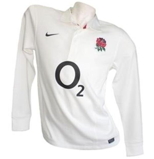 a22f7adfa84d9 Compra Camiseta Rugby Inglaterra Home manga larga Original