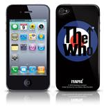 Cover iPhone 4G - Bullseye The Who - Producto oficial Emi Music
