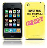 Cover iPhone 3G/3GS  - Never Mind Sex Pistols - Producto oficial Emi Music