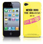 Cover iPhone 4G  - Never Mind Sex Pistols - Producto oficial Emi Music