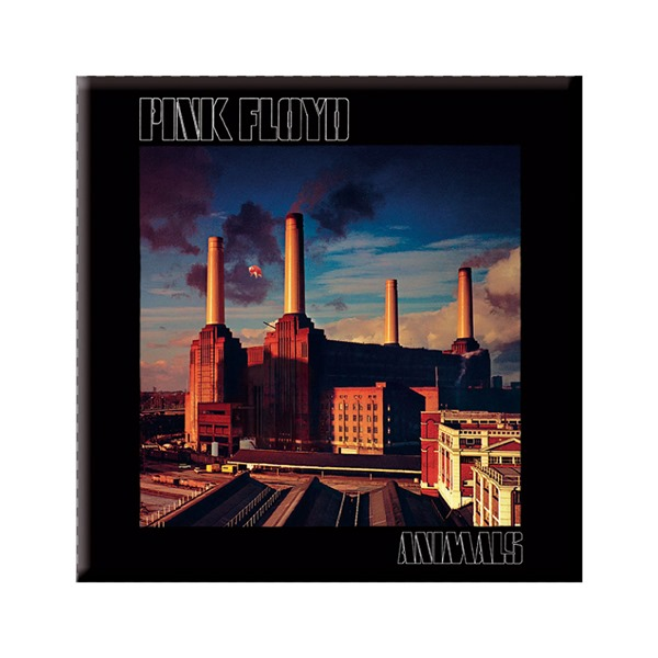 Imán Pink Floyd - Animal - Producto oficial Emi Music