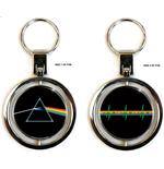 Llavero Pink Floyd - Metal DSOTM+PULSE - Producto oficial Emi Music