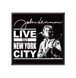 Imán John Lennon Live In Nyc - Producto oficial Emi Music