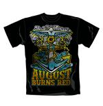 Camiseta August Burns Red Anchor. Producto oficial Emi Music